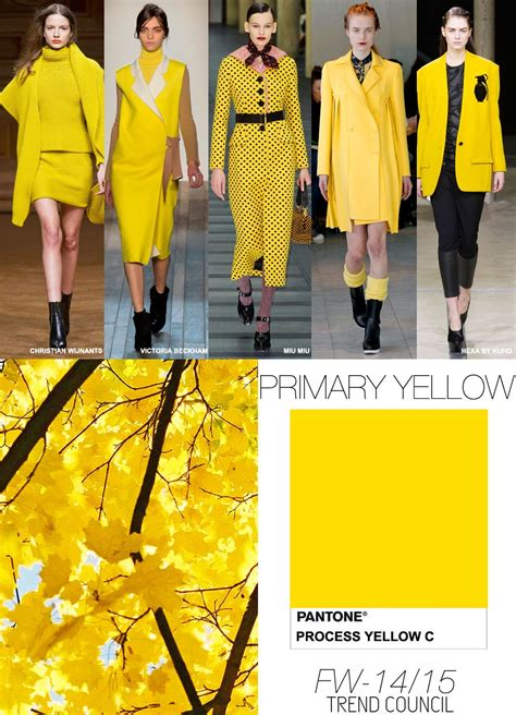calcit citrinprimary yellow colour forecast fall