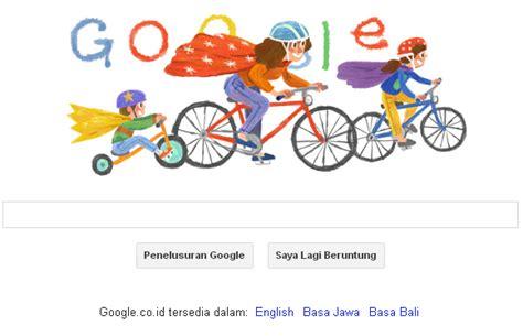 Hari Ibu Internasional Di Doodles 11 Mei 2014
