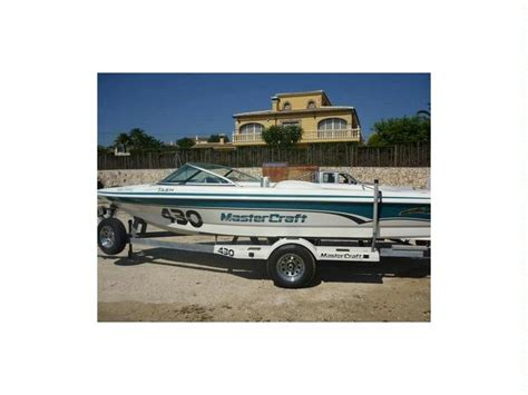mastercraft boats for sale spain mastercraft 190 pro star in cn moraira power boats used