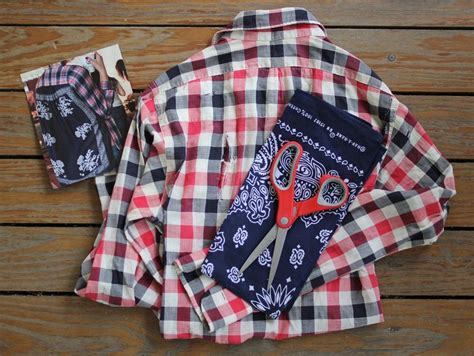 diy bandana try this bandana back shirt a beautiful mess