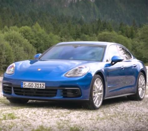 Porsche Panamera 4s Test by 2017 Porsche Panamera 4s 4s Diesel And Turbo Review And