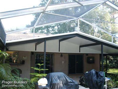 Orlando Florida Patio Cover. Prager Builders Sunroom Pro.