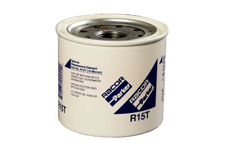 fuel filter replacement cost r15t racor replacement fuel filter water separator