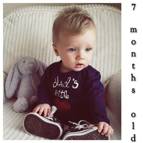 4 Month Baby Boy Clothes by 1000 Ideas About 7 Month Olds On 1 Year 7