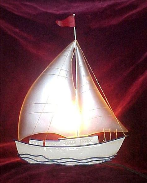 30 best ships in the night images on pinterest sailing - Sailboat Night Light