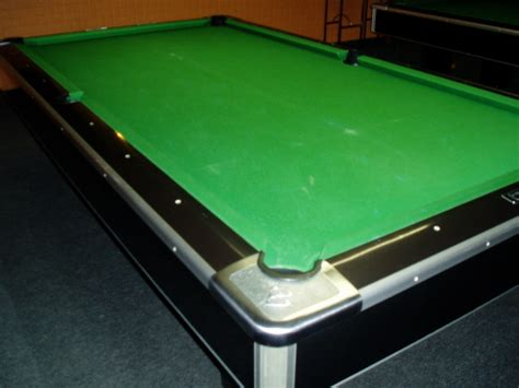 brunswick pool table identification