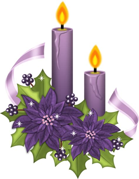 kerzenhalter clipart im 193 genes y gifs de navidad velas de navidad con flores