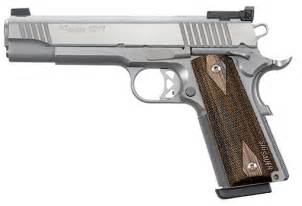 SIG SAUER 1911 Traditional Match Elite 1911T9SME at Roy's ... O Henry S Specialty