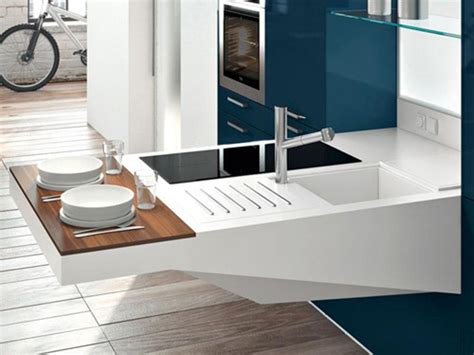 compact design smart and elegant compact kitchen for small spaces digsdigs