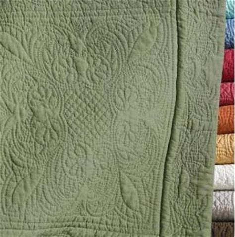 Solid Color Size Quilts C F Solid Color Cotton Matelasse Quilt