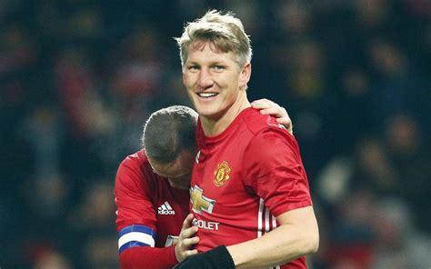 bastian schweinsteiger  stay  man utd  jose mourinho