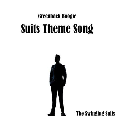 swinging on a star theme song greenback boogie suits theme song explicit by the