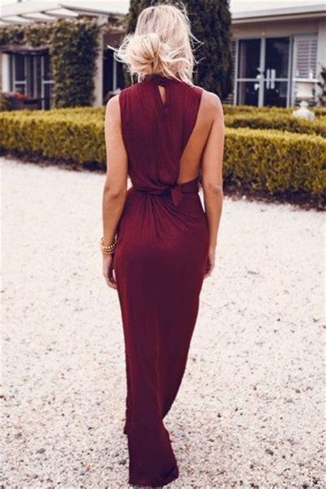 chagne colored bridesmaid dresses 20 stunning marsala bridesmaid dress ideas for fall