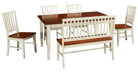 dining room sets jordans intercon arlington 6 piece dining set buy dining