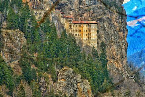 kisa bir suemela manastiri gezisi