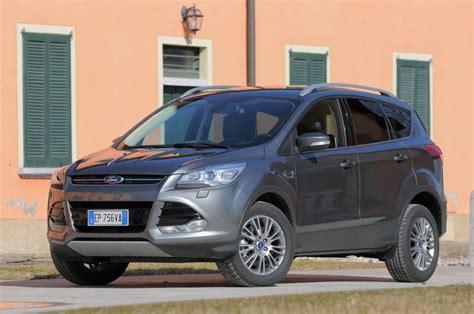 ford kuga prova al volante prova ford kuga scheda tecnica opinioni e dimensioni 2 0