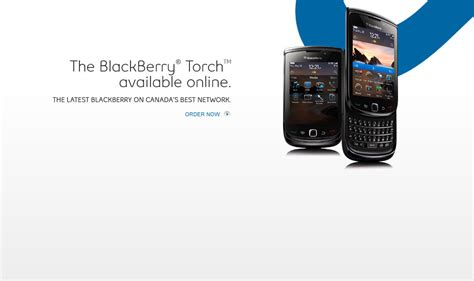 Bell Canada Cell Phone Lookup News Blackberry Torch 9800 Comes To Bell Canada