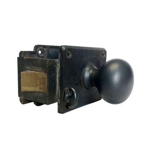Industrial Door Knobs by Antique Industrial Steel Lock Door Knobs Chairish