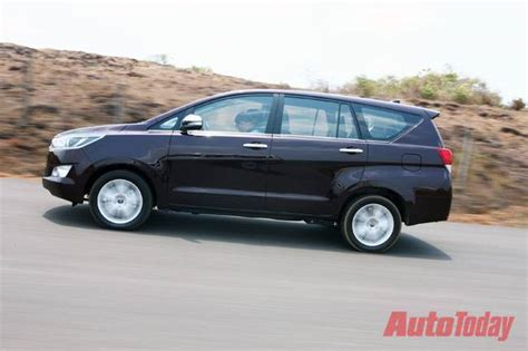 Frame Toyota Inova Side Ears toyota innova crysta bookings open deliveries start from may 13 indiatoday