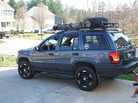2003 Jeep Grand Roof Rack by Roof Rack Sizing Page 2