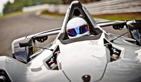 el bac mono en la pista de top gear