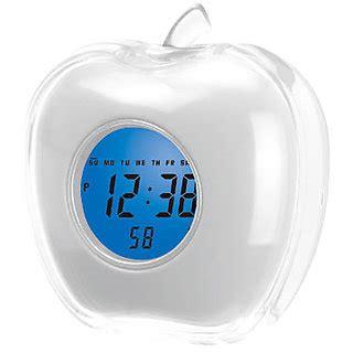 apple wallpaper clock white desktop apple digital talking alarm clock