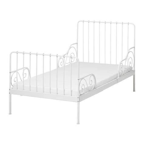ikea childrens bed minnen ext bed frame with slatted bed base ikea
