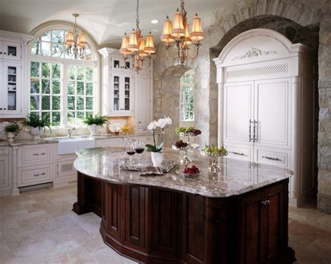 Chateau Kitchen by Chateau Traditional Chicago By Livingston Kitchens