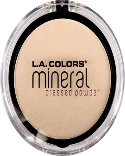 Ivory City Color Pressed Powder Diskon l a colors mineral pressed powder light ivory buy jumia kenya