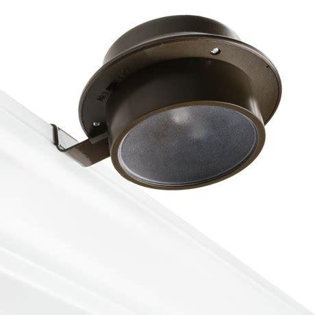 Solar Gutter Lights Review - pine top solar gutter safety light 5 round save 60
