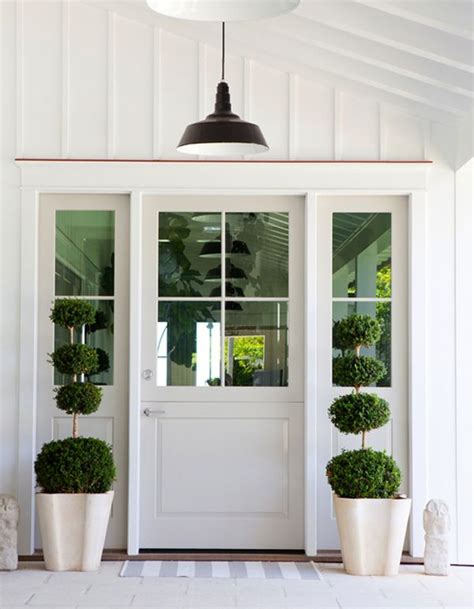 Dreaming Of A Dutch Door My New House The Inspired Room Farmhouse Exterior Doors
