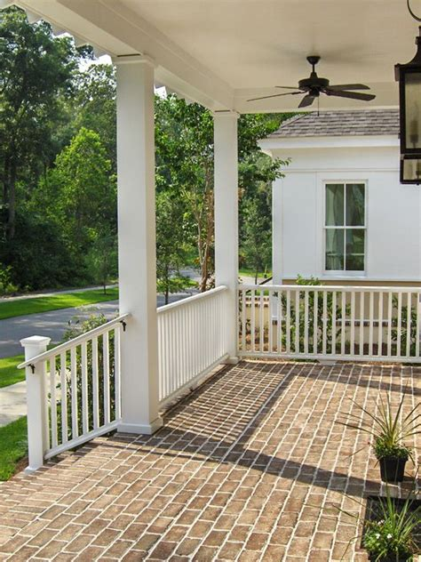 Brick Front Veranda Schritte by 17 Best Images About Curb Appeal On Diy Porch