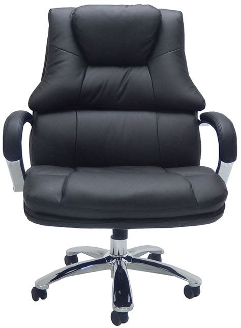 Wide Leather Chair by Wide 500 Lbs Capacity Leather Chair