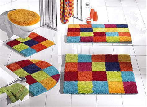bad teppich 1 st badmatte heine 72 x 155 blau rot gr 220 n bunt