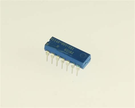 bourns resistor network catalogue 4114r 001 151 bourns resistor 150 ohm 2w network 2021012951