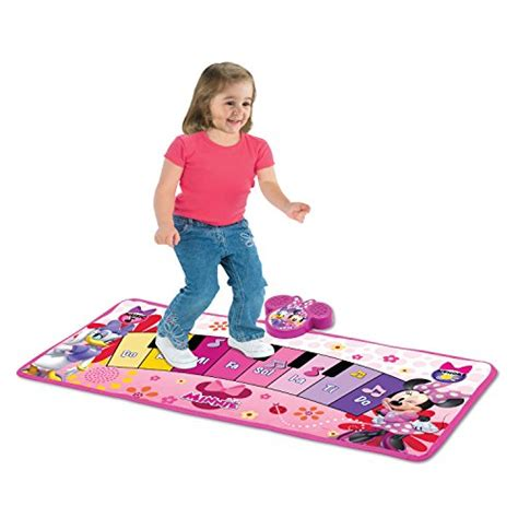Disney Musical Mat Minnie Mouse - minnie piano mat toys toys electronic toys