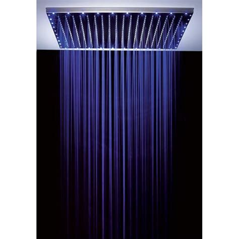 doccia a soffitto soffione a soffitto a led san marco