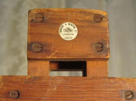 winsor newton  edwardian radial easel antiques atlas