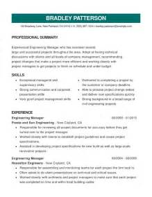 Combined Resume Exles by Engineering Combination Resume Resume Help