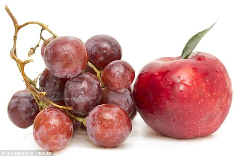 If Were Apples And Were Grapes by Turmeric Grape And Apple Can Prevent Cancer