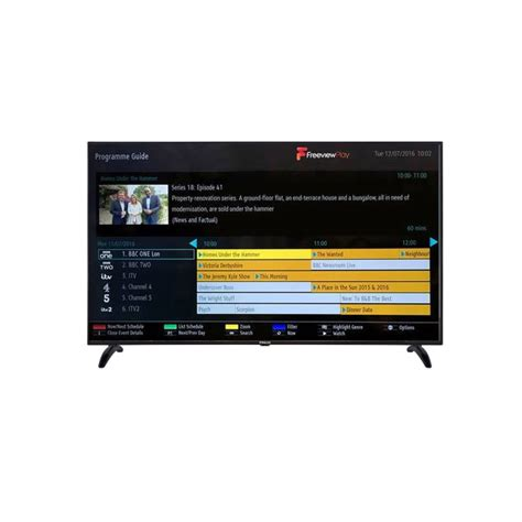 led fußleiste finlux 65 inch 4k ultra hd smart led tv with freeview play