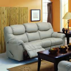 palliser regent reclining three seat sofa dunk bright