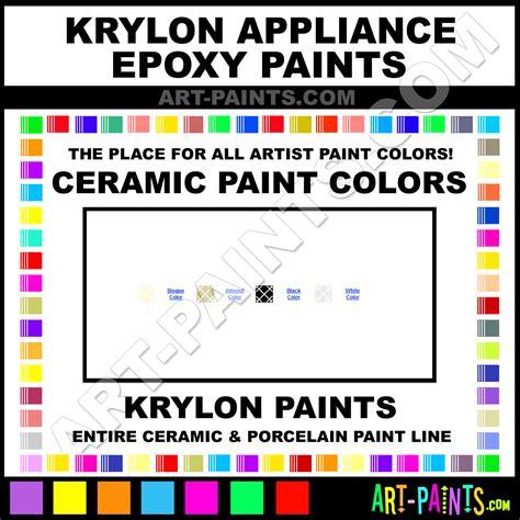appliance paint colors krylon appliance epoxy ceramic porcelain paint colors