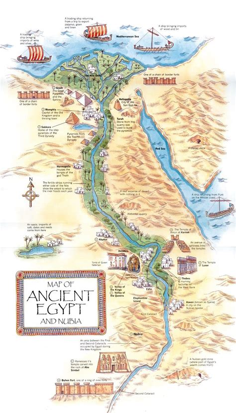 maps social studies and history s map of important features and landmarks in ancient