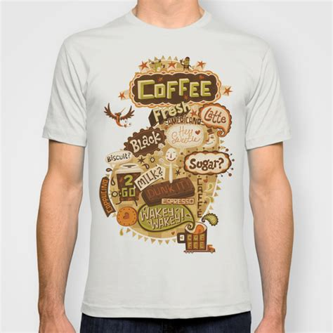 coffee shop t shirts design coffee t shirt for bad days t shirt factory