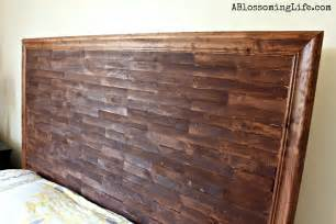 how to make a headboard out of wood a headboard out of wood ic cit org