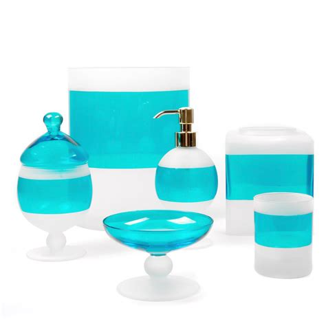 Frosted Glass Bathroom Accessories Frosted Glass Bath Accessories Between The Sheets