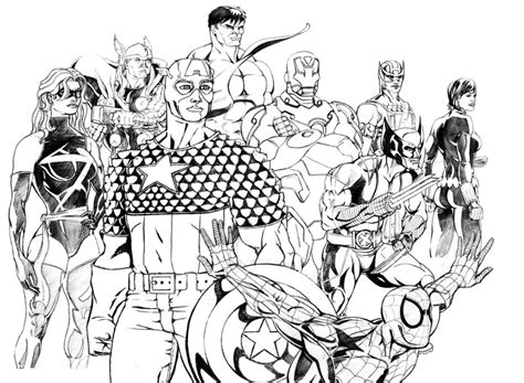 marvel coloring pages games coloring pages marvel super heroes coloring pages