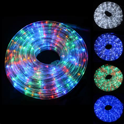 led lights too bright super bright led chasing rope lights christmas xmas indoor