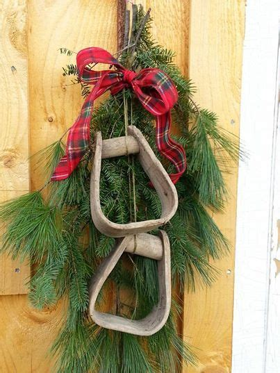 christmas decorating with horses 542 best western images on cowboys time and country